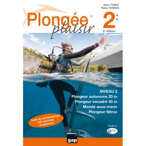 PLONGEE PLAISIR NIVEAU 2 (PA20 - PE40)
