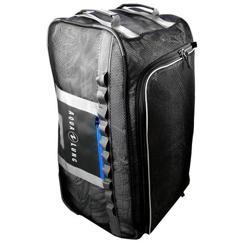 Explorer : sac filet à roulettes