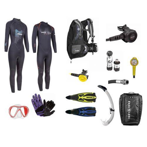 Pack Initiation Open Water Plongée Voyage