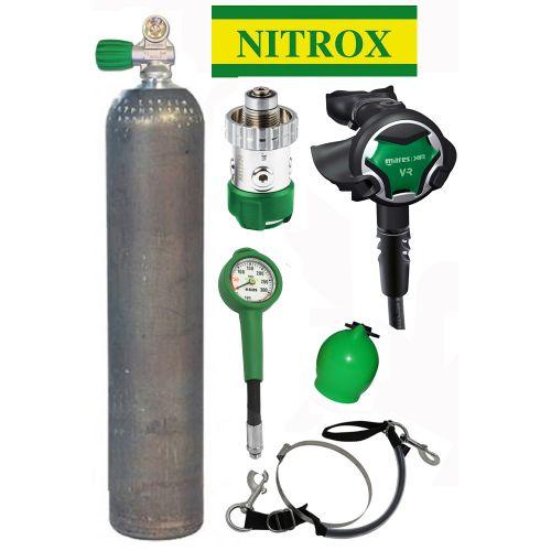 PACK DECO NITROX / O2