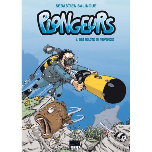 BD Plongeurs T3 – Des bulots In Profundis