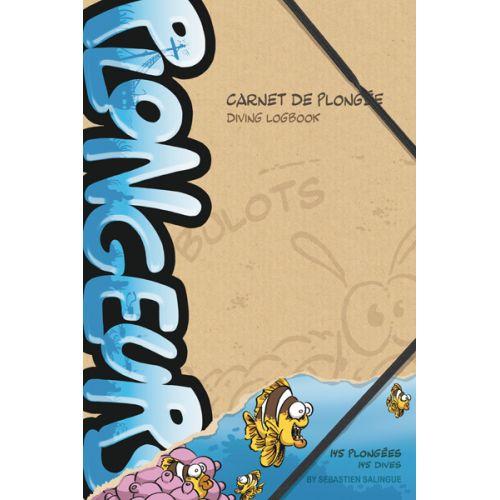 CARNET PLONGEE - Plongeurs -